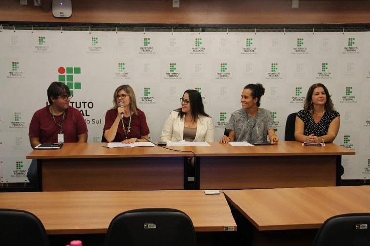 Posse de novos membros do Conselho de Ensino, Pesquisa e Extensão do IFMS