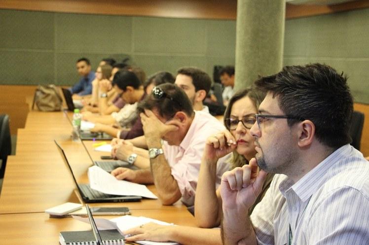 Reunião Ordinária do Conselho de Ensino, Pesquisa e Extensão