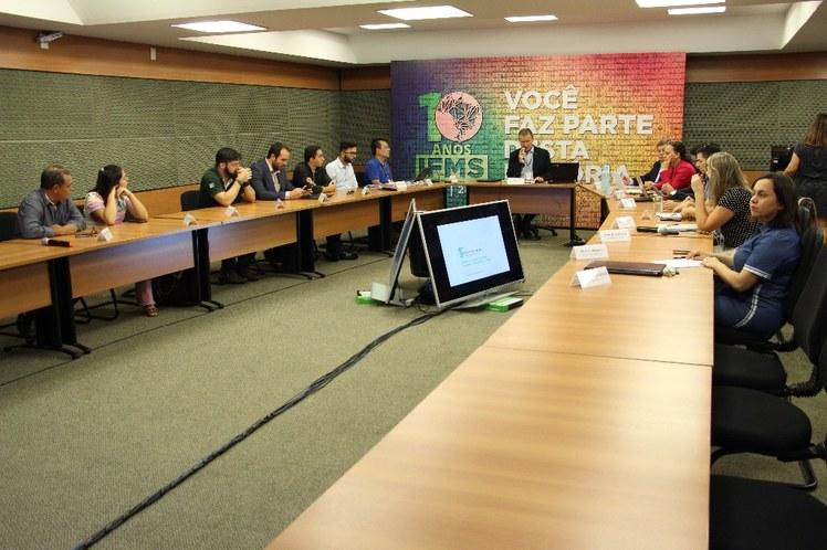 16ª Reunião Extraordinária