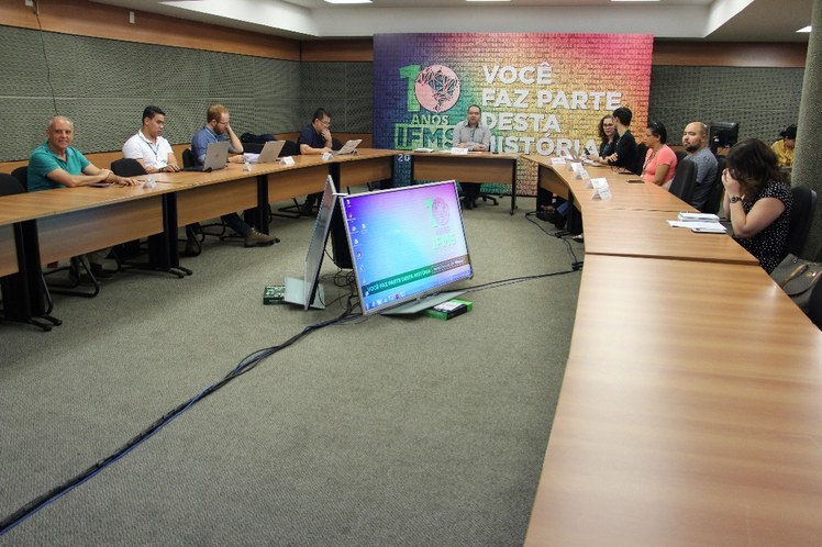 18ª Reunião Extraordinária