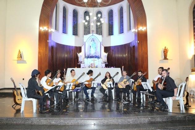 Festival de Arte e Cultura do IFMS realizado em Aquidauana em 2017