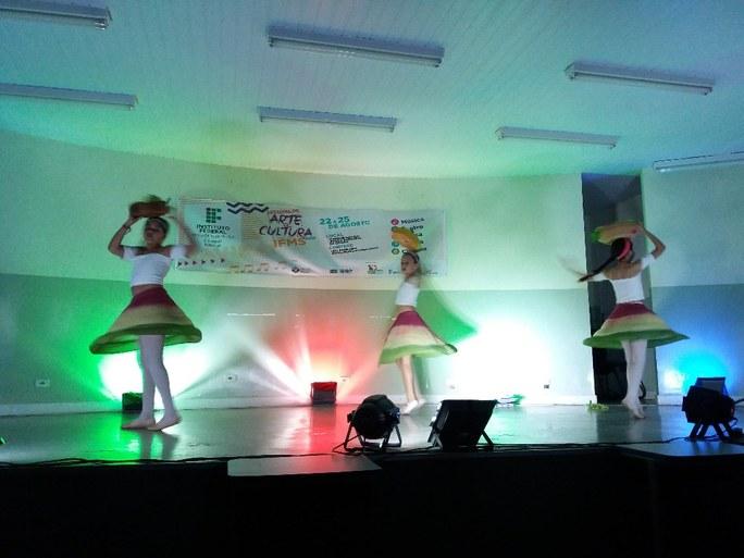 Festival de Arte e Cultura do IFMS 2018