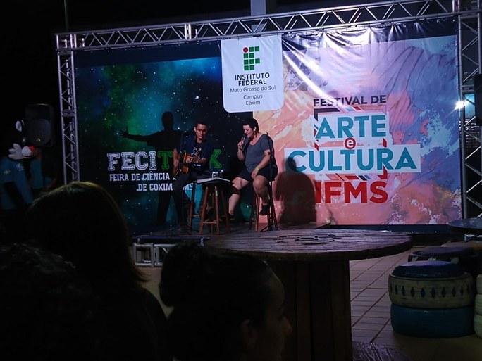 Festival de Arte e Cultura do IFMS 2019