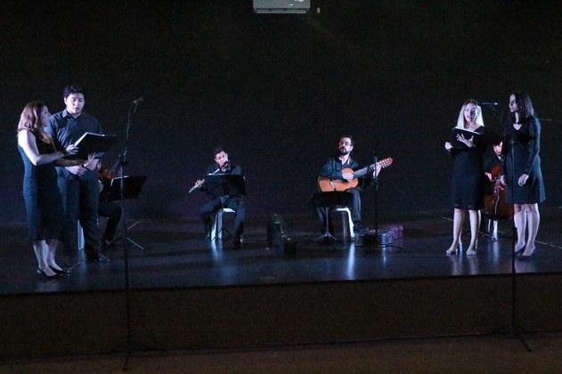 Festival de Arte e Cultura do IFMS realizado em Aquidauana em 2019