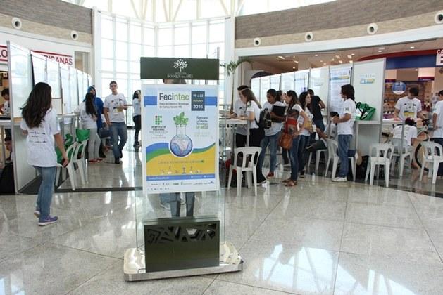 Feira de Ciência e Tecnologia de Campo Grande (Fecintec)