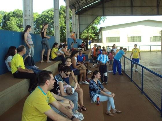 Jogos do Instituto Federal de Mato Grosso do Sul realizados em Nova Andradina