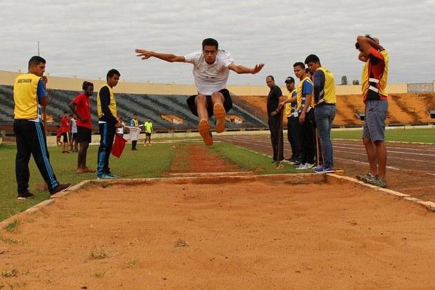 Jogos do Instituto Federal de Mato Grosso do Sul realizados em Dourados