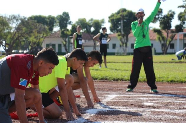 Jogos do Instituto Federal de Mato Grosso do Sul realizados em Corumbá