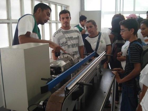 Semana de Ciência e Tecnologia no Campus Corumbá do IFMS