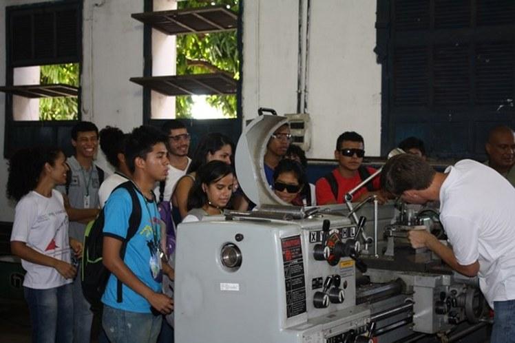 Semana de Ciência e Tecnologia 2014