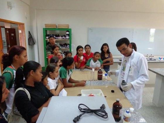 Semana de Ciência e Tecnologia no Campus Aquidauana