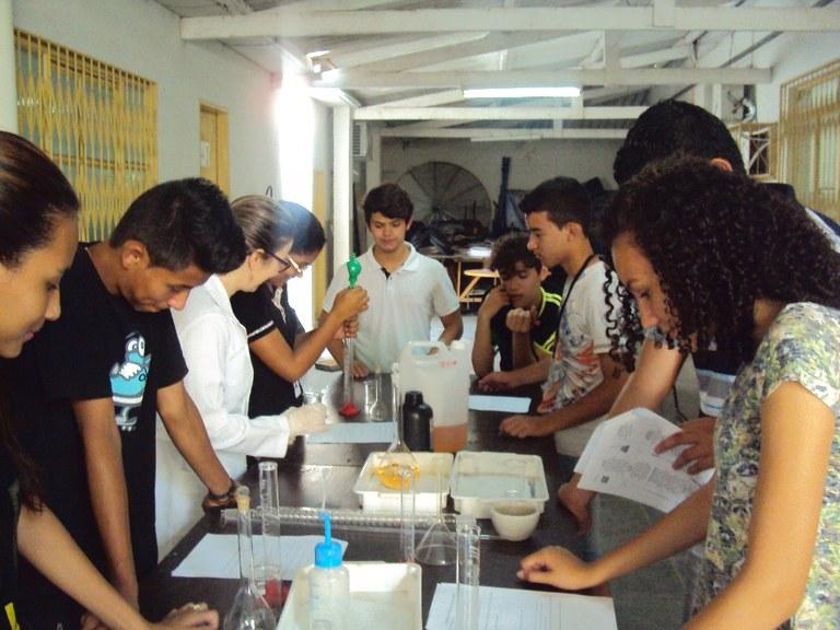 Semana de Ciência e Tecnologia 2015