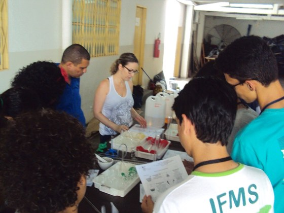 Semana de Ciência e Tecnologia no Campus Corumbá