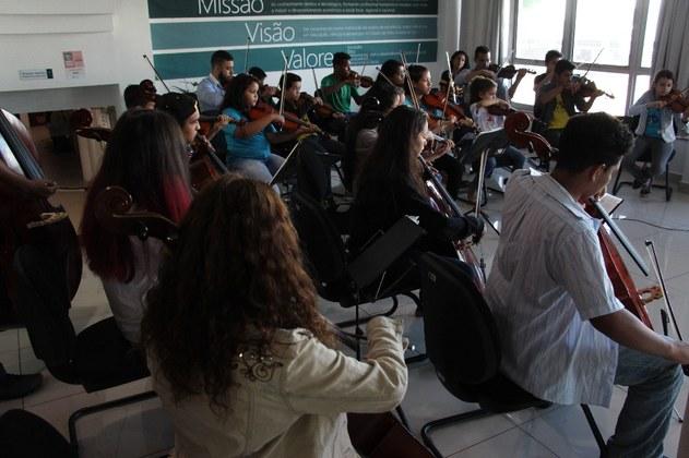 Semana do Servidor do IFMS realizada na Reitoria em 2016