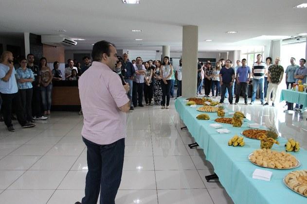 Semana do Servidor do IFMS realizada na Reitoria em 2017