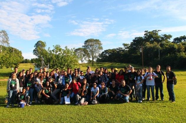 Semana do Meio Ambiente do IFMS realizada em Aquidauana em 2013