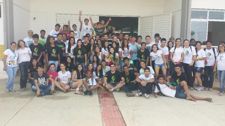 Semana do Meio Ambiente do IFMS realizada em Aquidauana em 2014