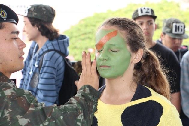 Semana do Meio Ambiente do IFMS realizada em Campo Grande em 2015