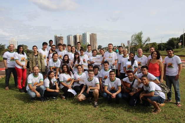 Semana do Meio Ambiente do IFMS realizada em Campo Grande em 2016