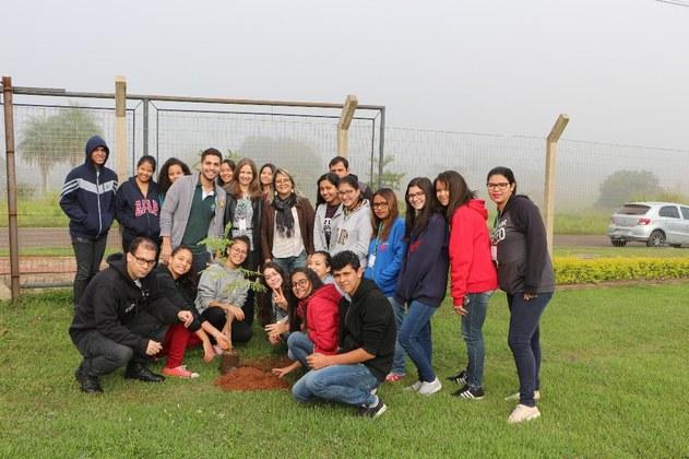 Semana do Meio Ambiente do IFMS realizada em Aquidauana em 2018