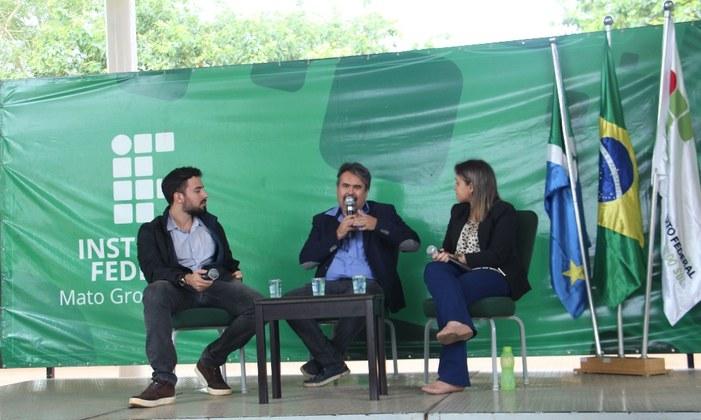 Semana do Meio Ambiente do IFMS realizada em Campo Grande em 2019