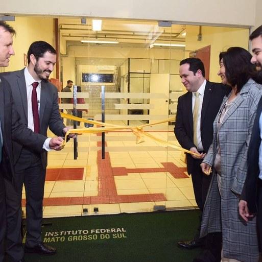 Visita do Ministro de Estado da Educação