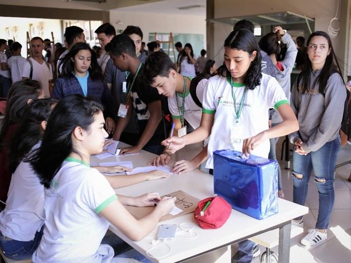 Eleições do Grêmio Estudantil