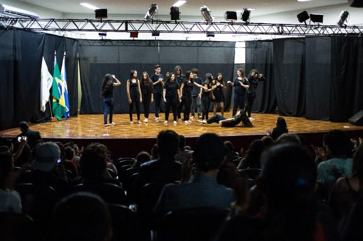 Festival de Arte e Cultura - Campus Jardim