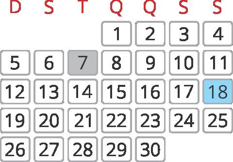 Calendario Academico 2021 Navirai
