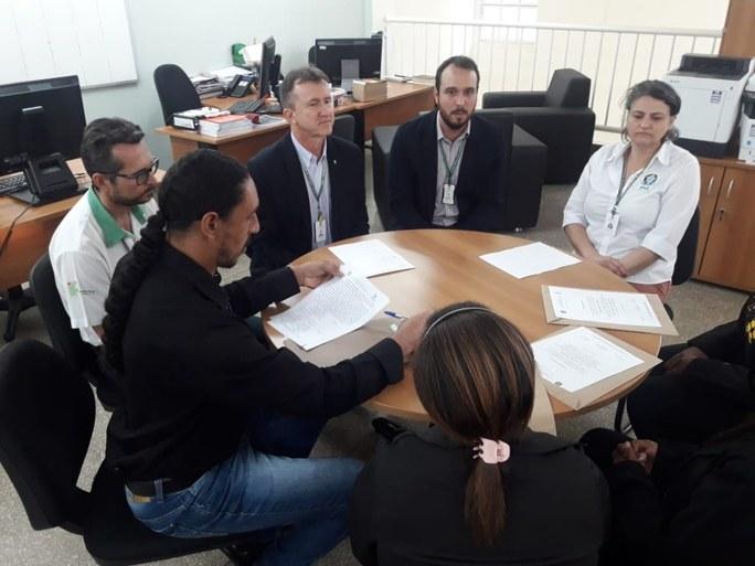 Formatura Agente Comunitário de Saúde