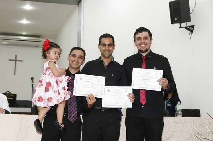 Formandos Especialização em Docência para EPCT