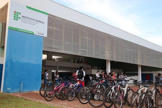 IFMS Campus Naviraí