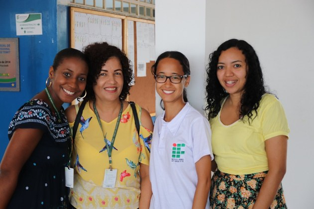 Servidores IFMS Campus Naviraí