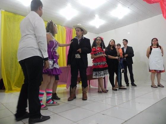 Evento reuniu estudantes, servidores e comunidade para diversas atividades culturais sobre o Natal