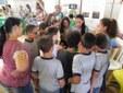 """Realizado entre os dias 16 e 20 de outubro, evento promoveu diversas atividades como apresentações artísticas, feira de ciências, oficinas, palestras e minicursos, tendo como tema """"A Matemática está em tudo"""""""