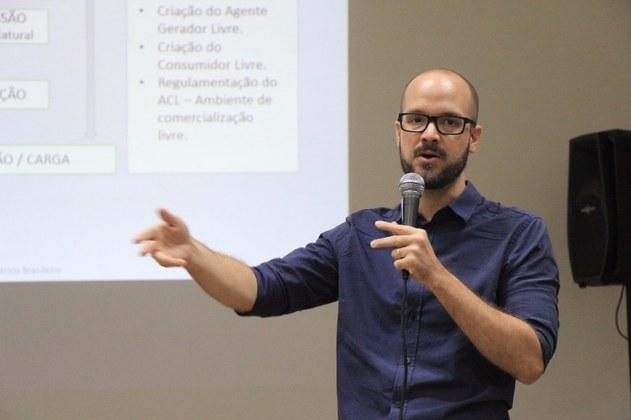 Estevão Franco Figueiredo - Engenheiro Eletricista na CTG Brasil
