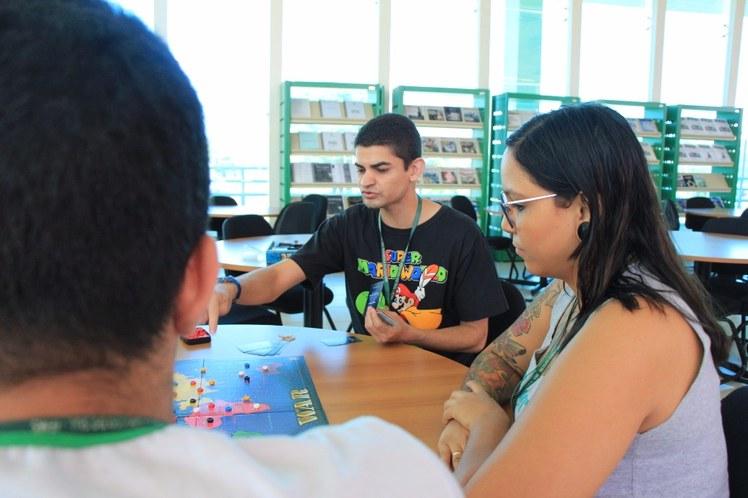Competição de Jogos de Tabuleiros