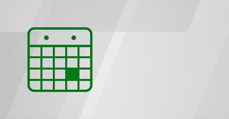 Calendário (Especial)
