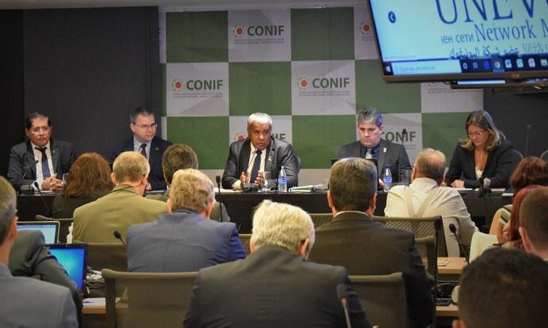 Reunião Conif