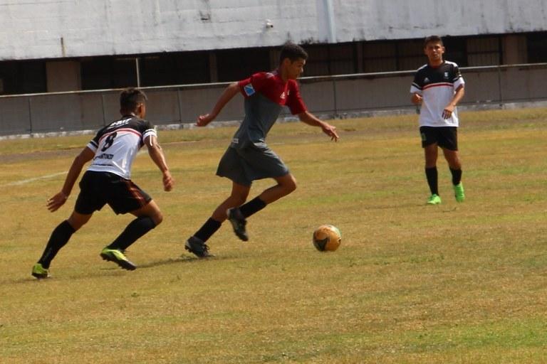 Time de futebol Campus Aquidauana