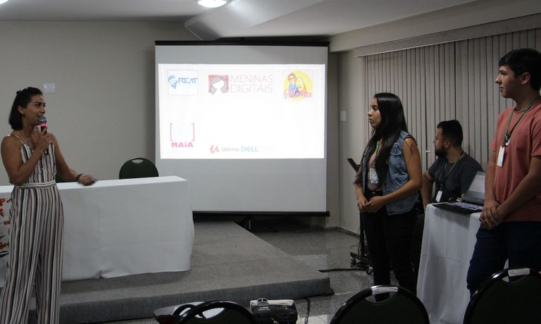 Workshop de Extensão