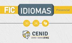 Foram registrados mais de 1,5 mil inscritos para as 241 vagas em turmas de Espanhol, Inglês e Libras. Testes começam na quarta-feira, 15.