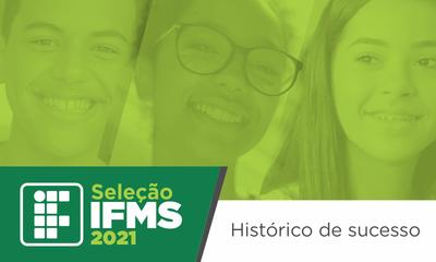 Seleção IFMS 2021