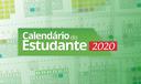 Calendário do Estudante 2020