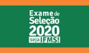 Exame de Seleção 2020