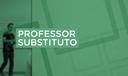 Divulgação Professor Substituto