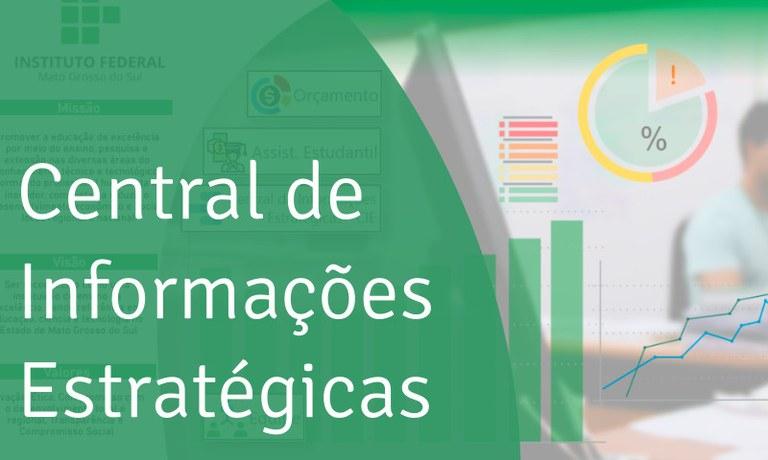 Central de Informações Estratégicas (CIE)
