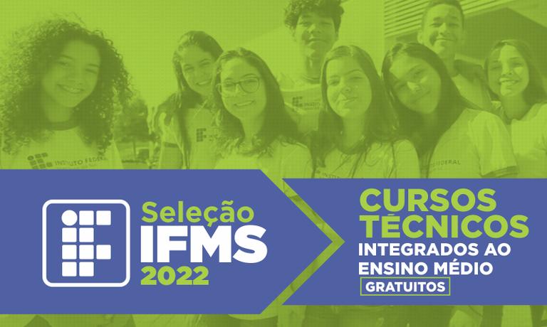 Seleção IFMS 2022