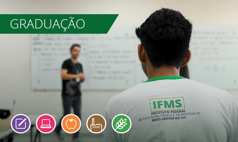 Graduação no IFMS