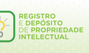 Registro e Depósito de Propriedade Intelectual